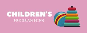 Children's Programming title graphic