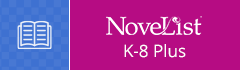 Novelist Plus K-8 logo
