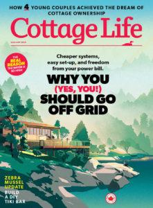 Cottage Life Magazine cover