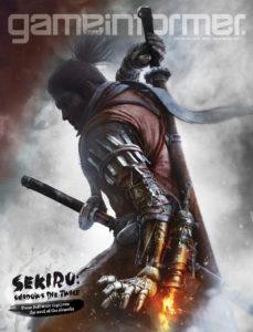 Game informer magazine cover