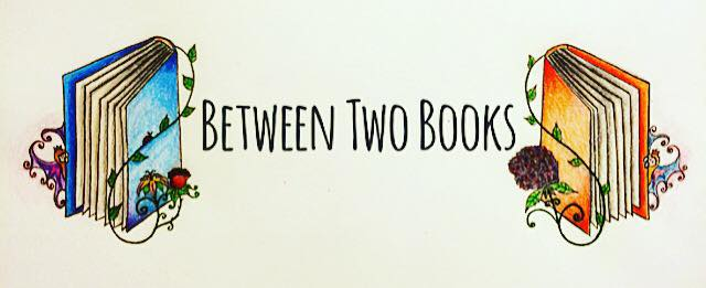 Between Two Books banner