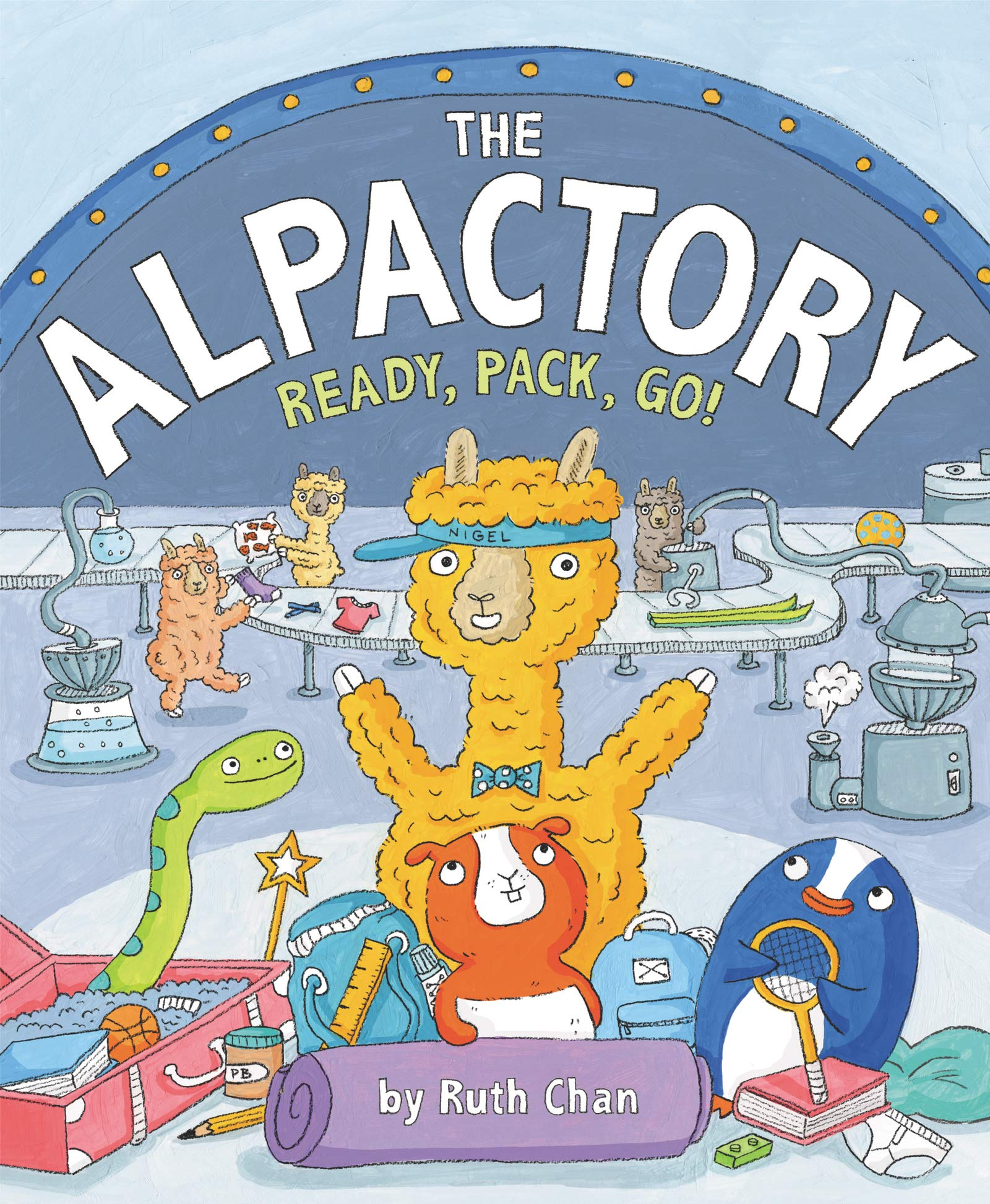 Cover of the alpactory