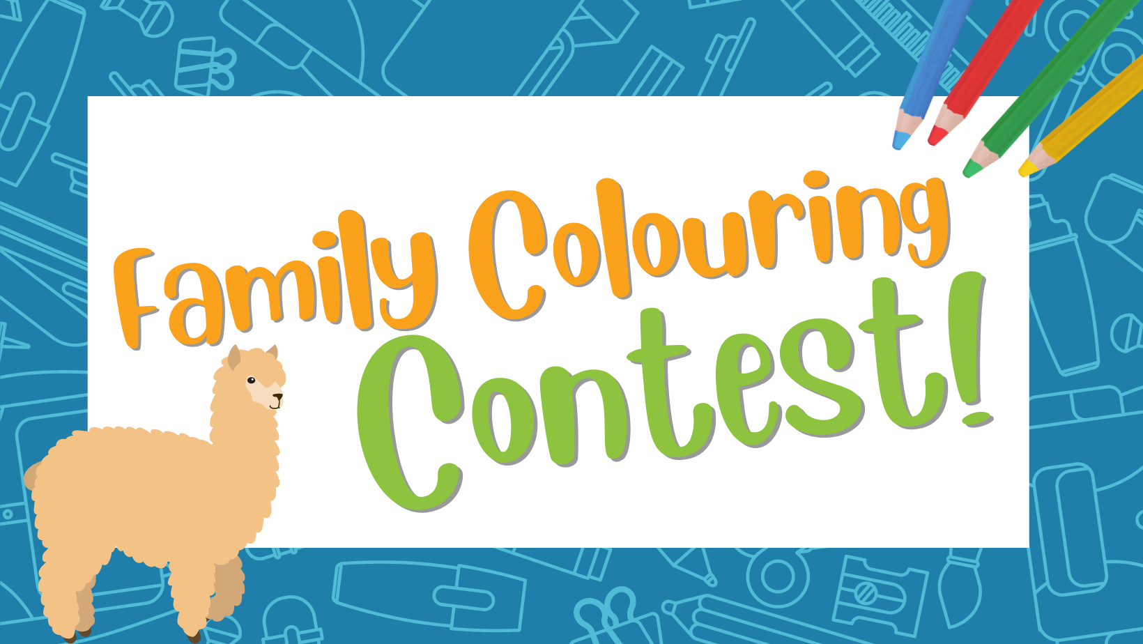 Family Colouring Contest!